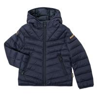 Odjeća Dječak  Pernate jakne Napapijri AERONS Blue