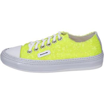 Obuća Žene  Niske tenisice Rucoline BH401 Žuta boja