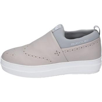 Obuća Žene  Slip-on cipele Rucoline BH409 Siva
