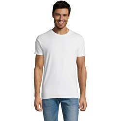 Odjeća Muškarci  Majice kratkih rukava Sols Martin camiseta de hombre Blanco