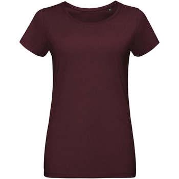 Odjeća Žene  Majice kratkih rukava Sols Martin camiseta de mujer Burdeo