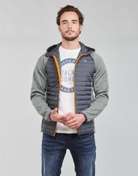 Odjeća Muškarci  Pernate jakne Jack & Jones JJEMULTI Siva