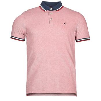 Odjeća Muškarci  Polo majice kratkih rukava Jack & Jones JJEPAULOS Red