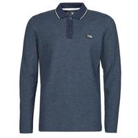 Odjeća Muškarci  Polo majice dugih rukava Jack & Jones JCOCHARMING Blue