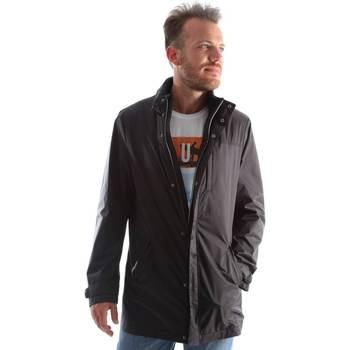 Odjeća Muškarci  Jakne Geox M6221F T2224 Crno