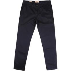 Odjeća Muškarci  Chino hlačei hlače mrkva kroja Gaudi 721BU25006 Plava