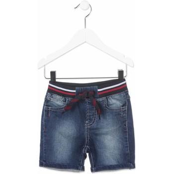 Odjeća Djeca Bermude i kratke hlače Losan 815-6007AC Plava