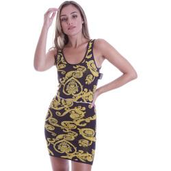 Odjeća Žene  Kratke haljine Versace B4HVB81050414KA9 Crno