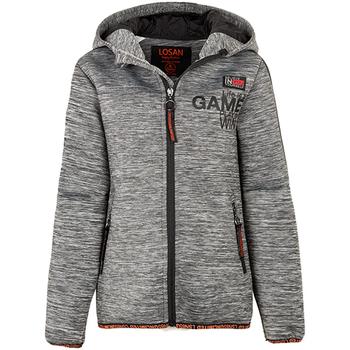 Odjeća Djeca Sportske majice Losan 023-0001AL Siva