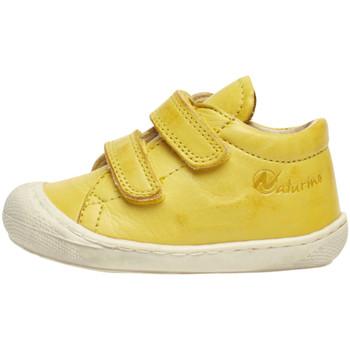 Obuća Djeca Niske tenisice Naturino 2012904 16 Žuta boja