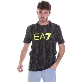 Odjeća Muškarci  Majice kratkih rukava Ea7 Emporio Armani 6HPT04 PJB1Z Crno