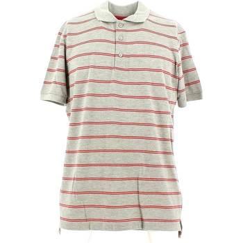 Odjeća Muškarci  Polo majice kratkih rukava City Wear THMR5201 Siva