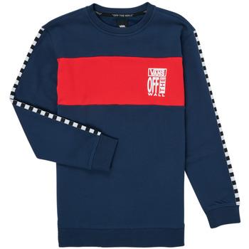 Odjeća Djevojčica Sportske majice Vans SOLAL Blue / Red