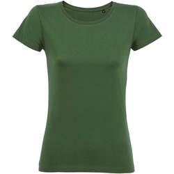 Odjeća Žene  Majice kratkih rukava Sols CAMISETA DE MANGA CORTA Verde