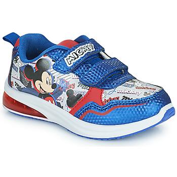 Obuća Dječak  Niske tenisice Disney MICKEY Blue