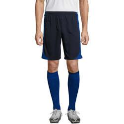 Odjeća Muškarci  Hlače 3/4 i 7/8 Sols OLIMPICO pantalon corto hombre Azul