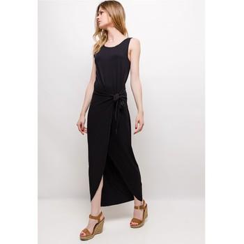Odjeća Žene  Duge haljine Fashion brands ERMD-1682-NEW-NOIR Crna