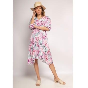 Odjeća Žene  Kratke haljine Fashion brands 9471-ROSE Ružičasta