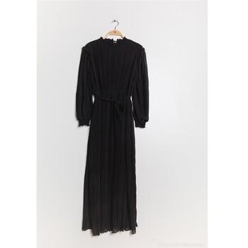 Odjeća Žene  Duge haljine Fashion brands 9805-2-0-NOIR Crna