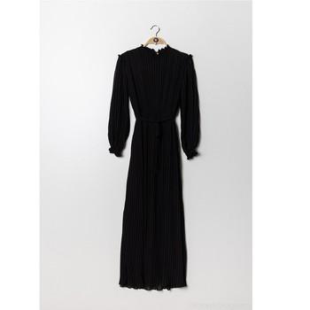 Odjeća Žene  Duge haljine Fashion brands 9805-NOIR Crna