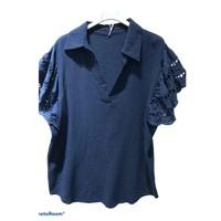 Odjeća Žene  Topovi i bluze Fashion brands 310311-NAVY Blue
