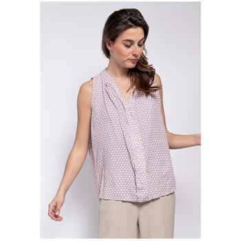 Odjeća Žene  Topovi i bluze Fashion brands TP25-PINK Ružičasta