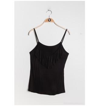 Odjeća Žene  Topovi i bluze Fashion brands D852-BLACK Crna