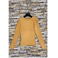 Odjeća Žene  Topovi i bluze Fashion brands HD-2813-N-BROWN Smeđa