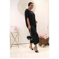 Odjeća Žene  Topovi i bluze Fashion brands 9159-BLACK Crna