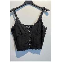 Odjeća Žene  Topovi i bluze Fashion brands 6133-BLACK Crna