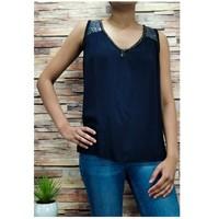 Odjeća Žene  Topovi i bluze Fashion brands 2940-BLACK Crna