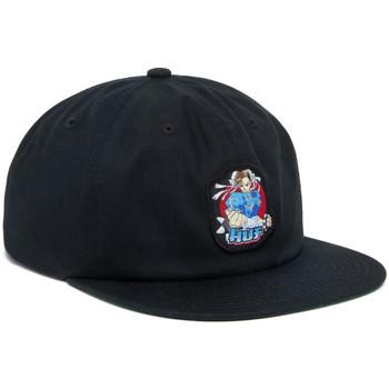 Tekstilni dodaci Muškarci  Šilterice Huf Cap chun-li snapback hat Crna