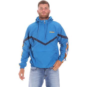 Odjeća Muškarci  Kratke jakne Diadora 502175815 Plava