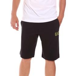 Odjeća Muškarci  Bermude i kratke hlače Ea7 Emporio Armani 3KPS59 PJ05Z Crno