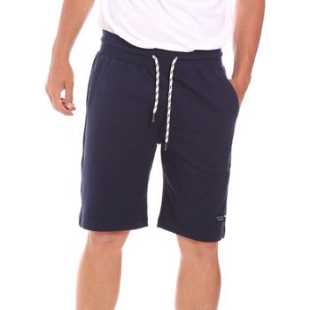 Odjeća Muškarci  Bermude i kratke hlače Key Up 2F38E 0001 Plava