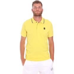 Odjeća Muškarci  Polo majice kratkih rukava Refrigiwear RM0T24000PX9032 Žuta boja