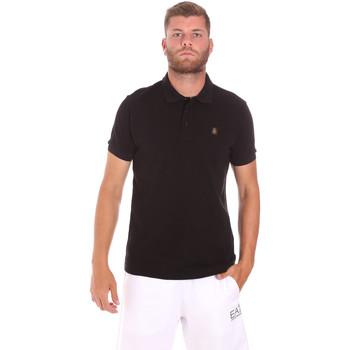 Odjeća Muškarci  Polo majice kratkih rukava Refrigiwear RM0T25900PQ9002 Crno