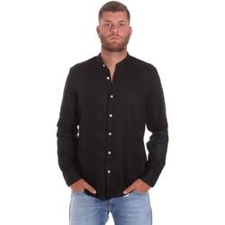 Odjeća Muškarci  Košulje dugih rukava Refrigiwear RM0C10100LI9110 Crno