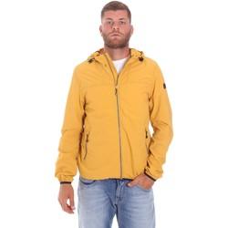 Odjeća Muškarci  Kratke jakne Lumberjack CMB3223 001EU Žuta boja