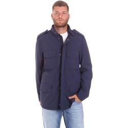Odjeća Muškarci  Parke Lumberjack CM68821 002EU Plava