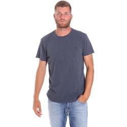 Odjeća Muškarci  Majice kratkih rukava Lumberjack CM60343 021EU Plava