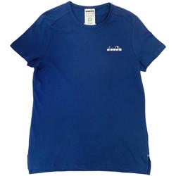 Odjeća Žene  Majice kratkih rukava Diadora 102175882 Plava