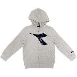 Odjeća Djeca Sportske majice Diadora 102175893 Siva