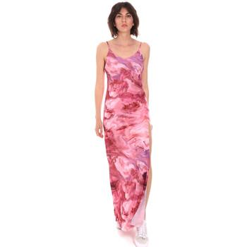 Odjeća Žene  Duge haljine Me Fui M20-0958X1 Ružičasta
