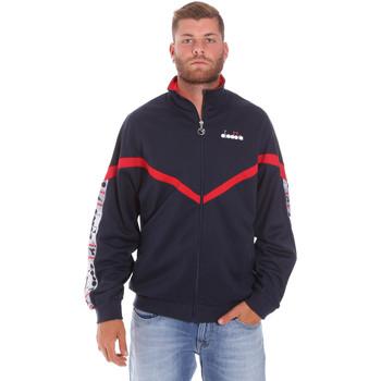 Odjeća Muškarci  Gornji dijelovi trenirke Diadora 502176080 Plava