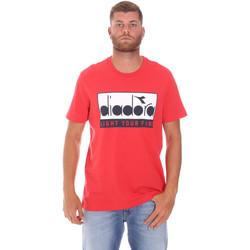 Odjeća Muškarci  Majice kratkih rukava Diadora 502175835 Crvena