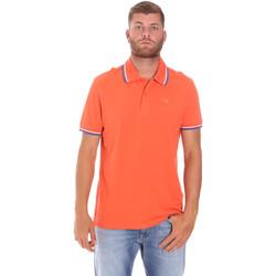 Odjeća Muškarci  Polo majice kratkih rukava Diadora 102161006 Naranča