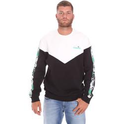 Odjeća Muškarci  Sportske majice Diadora 502176091 Crno