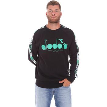 Odjeća Muškarci  Sportske majice Diadora 502175376 Crno