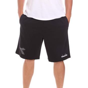 Odjeća Muškarci  Bermude i kratke hlače Diadora 102175856 Crno